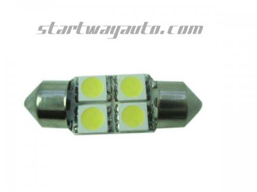 Festoon 4 SMD 5050 LED