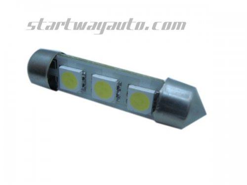 Festoon 3 SMD 5050 LED
