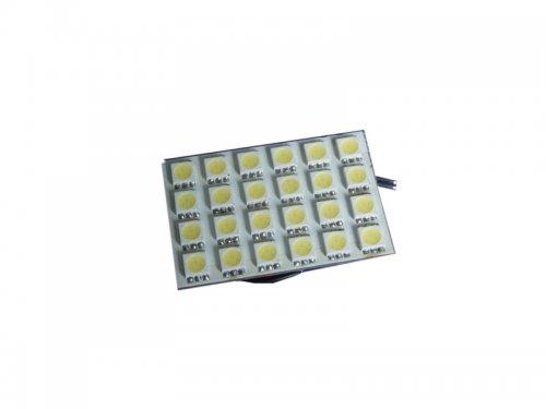 24 SMD 5050 LED