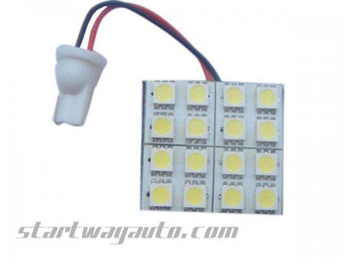 16 SMD 5050 LED