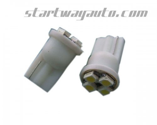 4 SMD 3528 LED