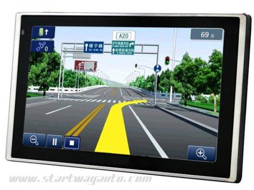 GPS Navigator System