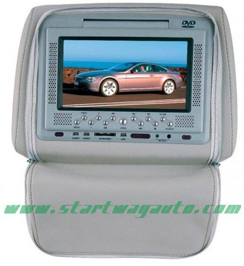 Auto Headrest DVD