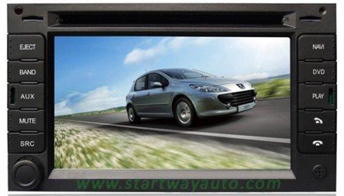 Peugeot Auto DVD