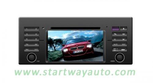 BMW E39 DVD