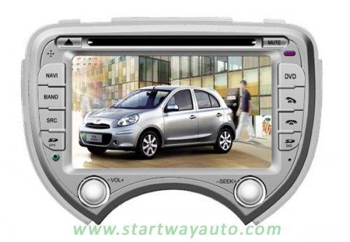 Nissan Match Auto DVD Player
