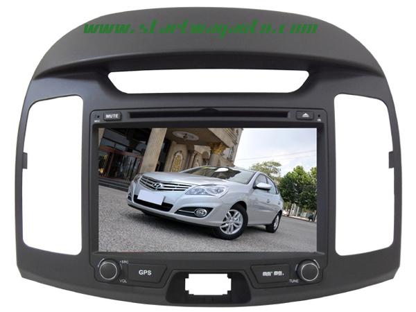 Hyundai Elantra 2011 DVD