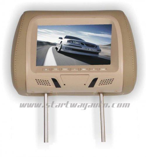 Car Headrest Monitor