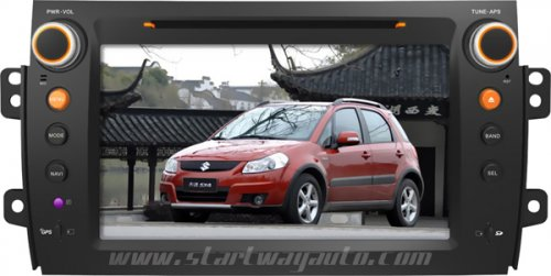 Suzuki SX4 Auto DVD Player