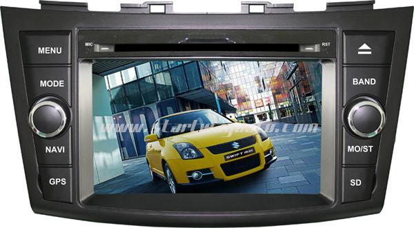 Suzuki Swift Car DVD