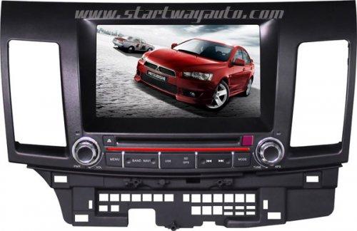 Mitsubishi Lancer/EX DVD