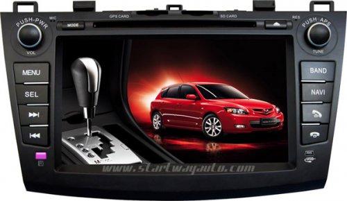 New Mazda 3 DVD